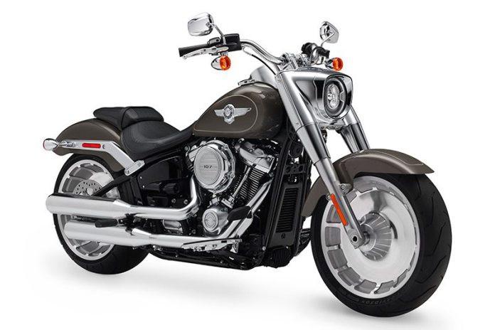 Harley-Davidson Softail Fat Boy 2018