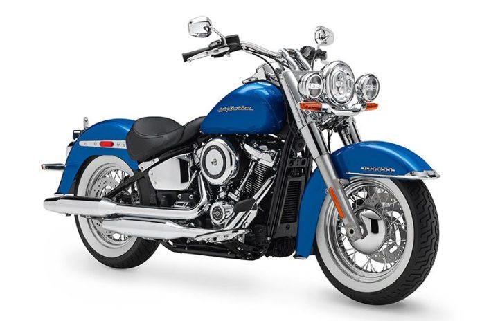 Harley-Davidson Softail Deluxe 2018