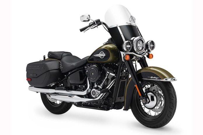 Harley-Davidson Softail Heritage Classic 2018