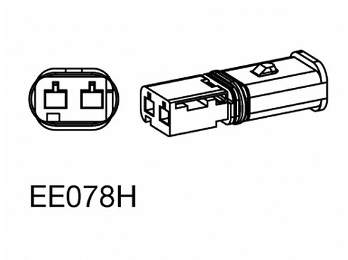 Адаптер для подключения поворотников Rizoma EE078H