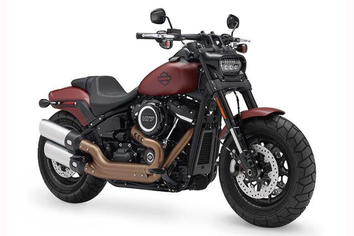 Harley-Davidson Softail Fat Bob 2018