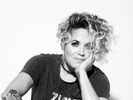 Announcing Amy Wadge  🎶 💪🏻