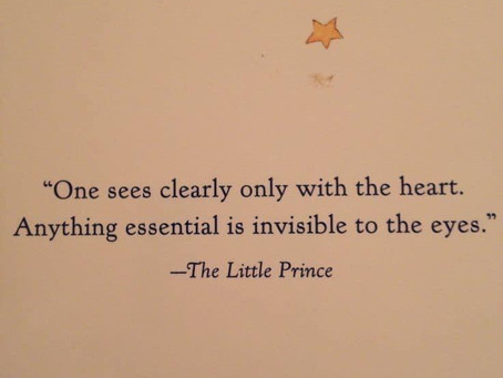 The Worry Wizard Loves ♥️...The Little Prince.