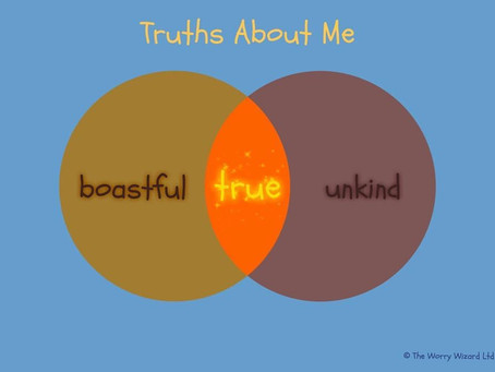 Is It Better to Be Unkind About Yourself? (Rather Than Boastful?)