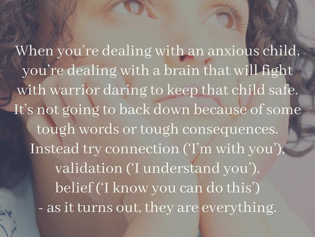 The Worry Wizard Loves ♥️... Karen Young on Anxiety