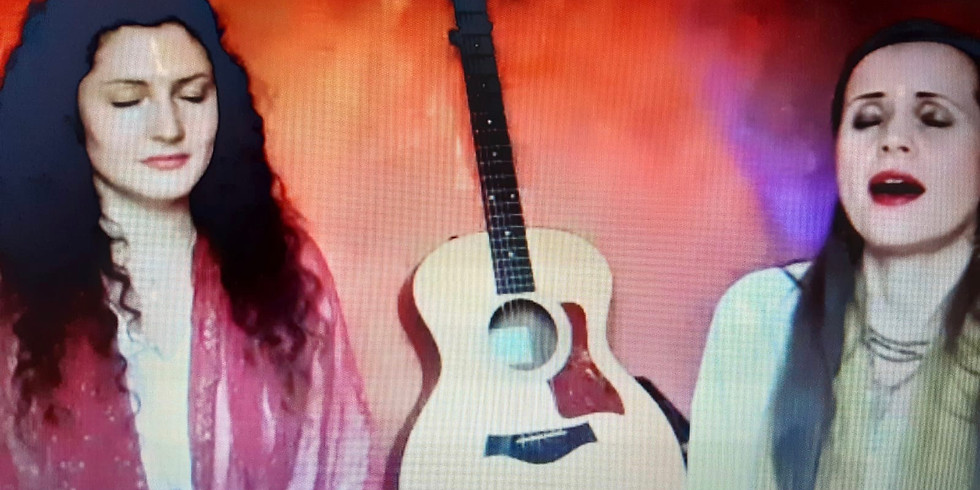 Online Kirtan mit Aleah & Jess - Full Moon Special