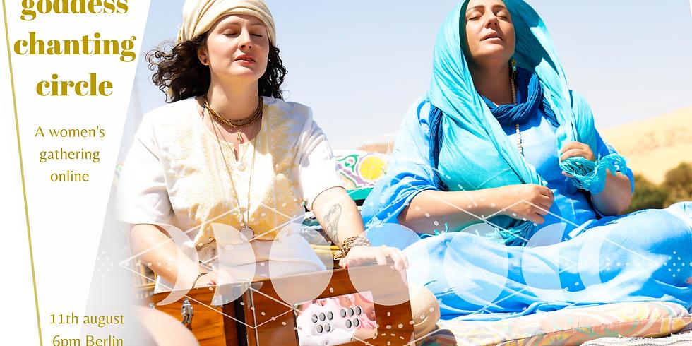 Goddess Chanting Circle – with Za Rah Kumara
