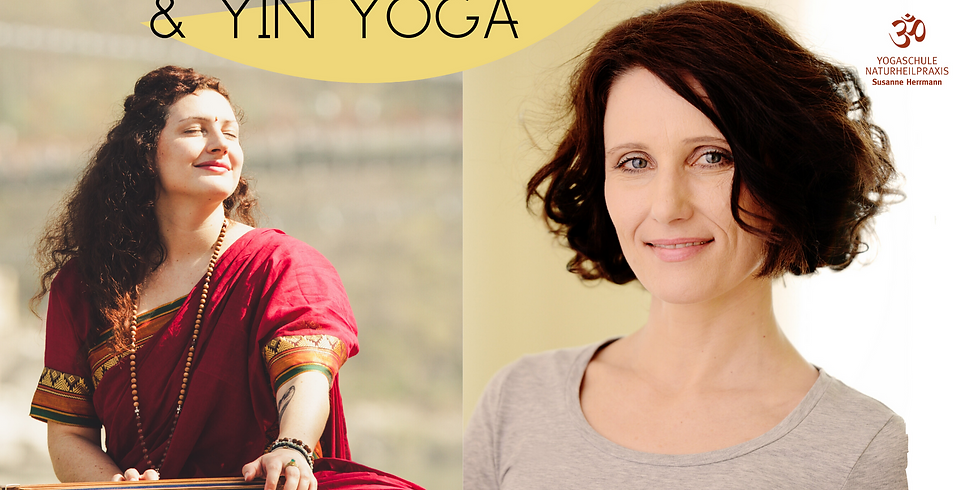 Ausgebucht: SING.HEAL.GROW & Yin Yoga in Odelzhausen