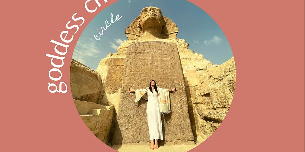 Goddess Chanting Circle – Newmoon Blessings im September