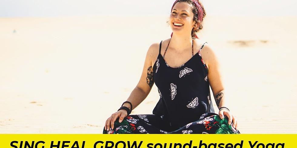 SING.HEAL.GROW bei Shiva Shiva Yoga