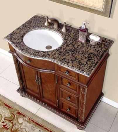 بالتيك براون - جرانيت مستورد - احواض جرانيت