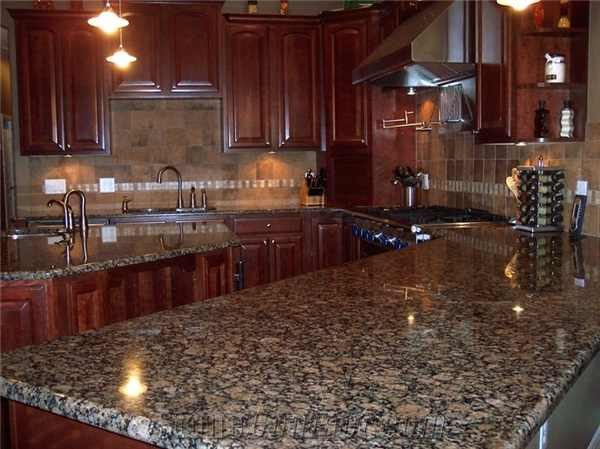 Baltic Brown - Granite Kitchen - Imported Indian Granite
