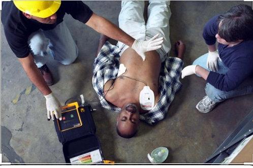 Emergency First Aid at work (EFAW)