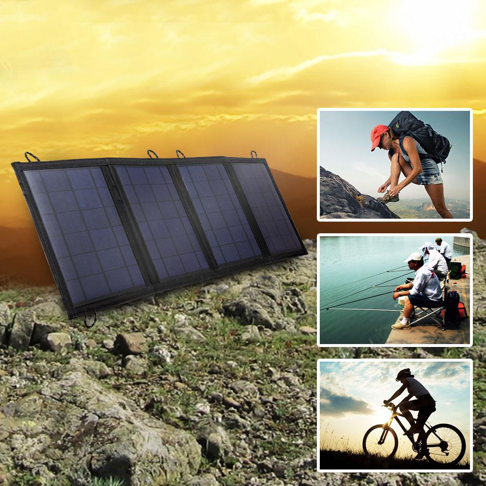 Paneles Solares Plegables