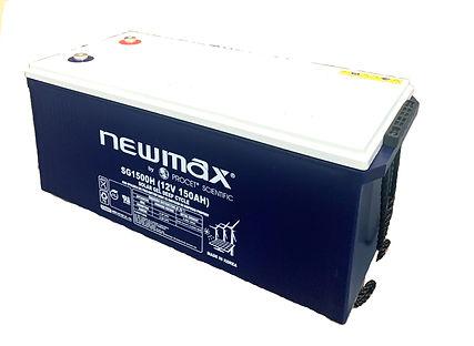 Baterías Newmax By Procet Scientific