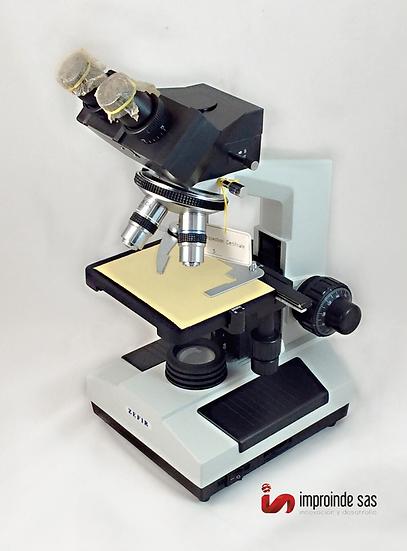 Microscopio Trinocular Zefir