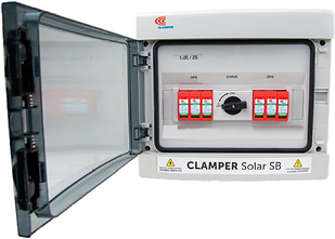CLAMPER BOX Improinde Energy