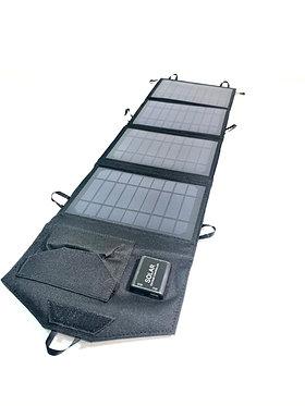 Panel Solar Plegable 14W 4 Celdas