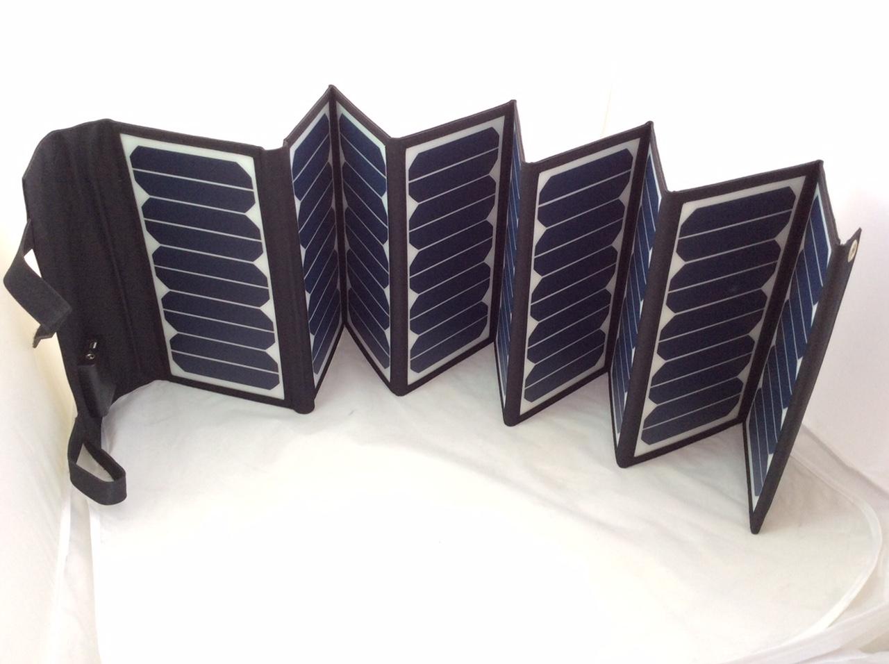 Panel Solar 60W PLEGABLE Portatil