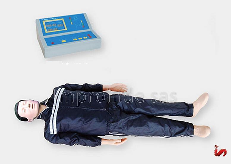 Simulador de RCP AVANZADO Femenino