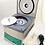 Thumbnail: Centrifuga SH-120II para Microhematocritos
