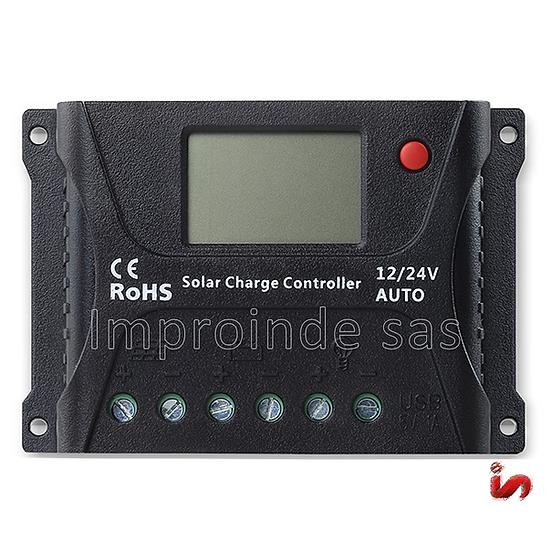 Controlador/ Regulador 10A