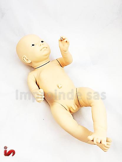 Simulador del Bebé Recien Nacido