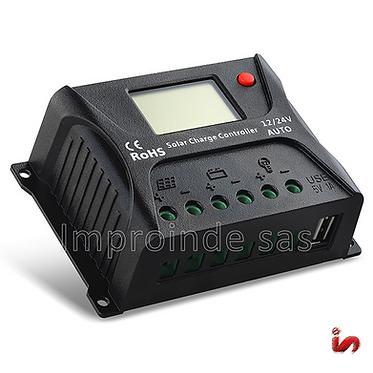Controlador/ Regulador 20A