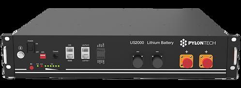 Batería Litio 48V 50Ah US2000