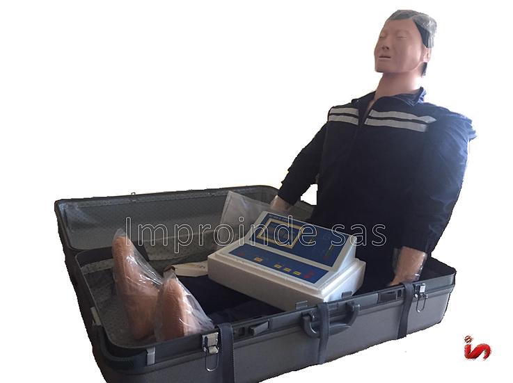 Simulador de RCP AVANZADO Masculino