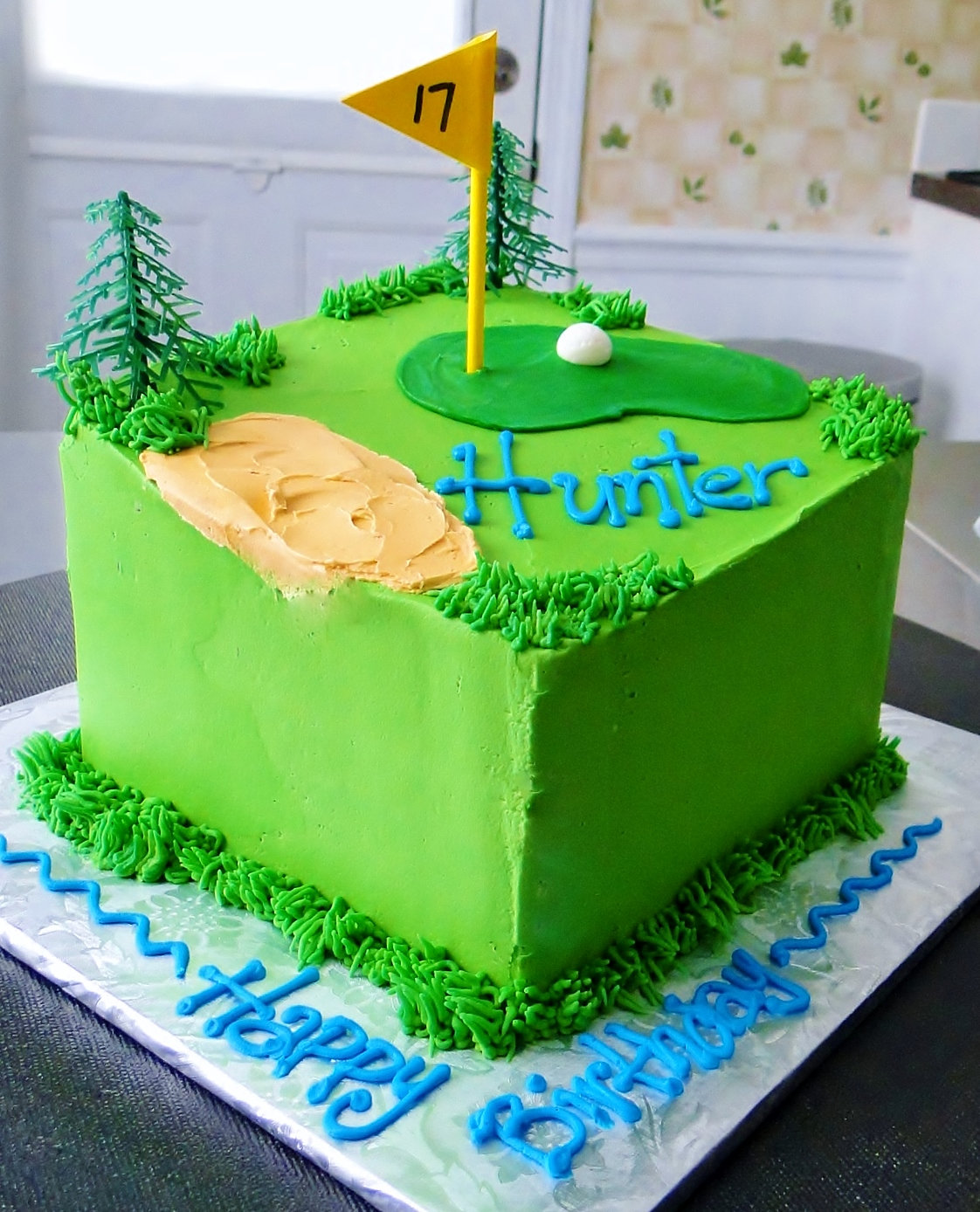 Green Cake Images