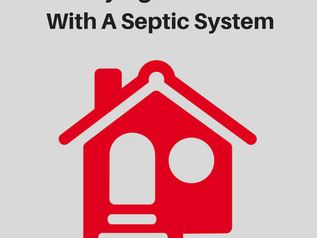 Buying A Home With A Septic System