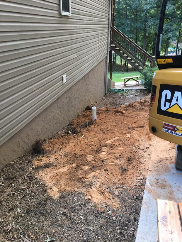 2 Brothers Septic Install in Auburn, GA