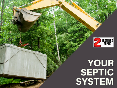 What are the Parts of a Septic System?