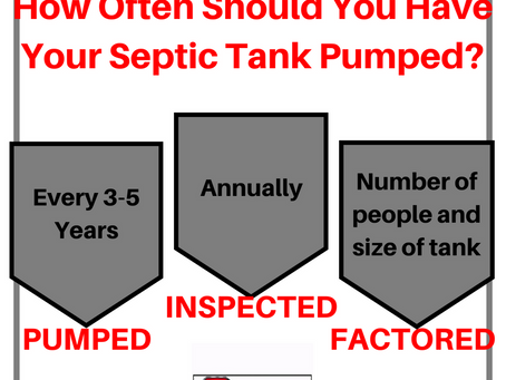 How Often Should You Have Your Septic Tank Pumped?