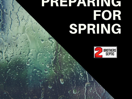 Preparing Your Septic Tank for Spring