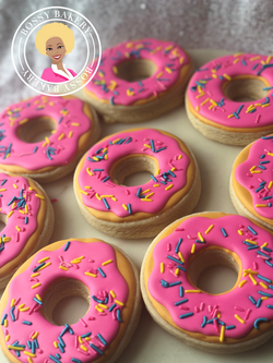 Doughnut Cookies!
