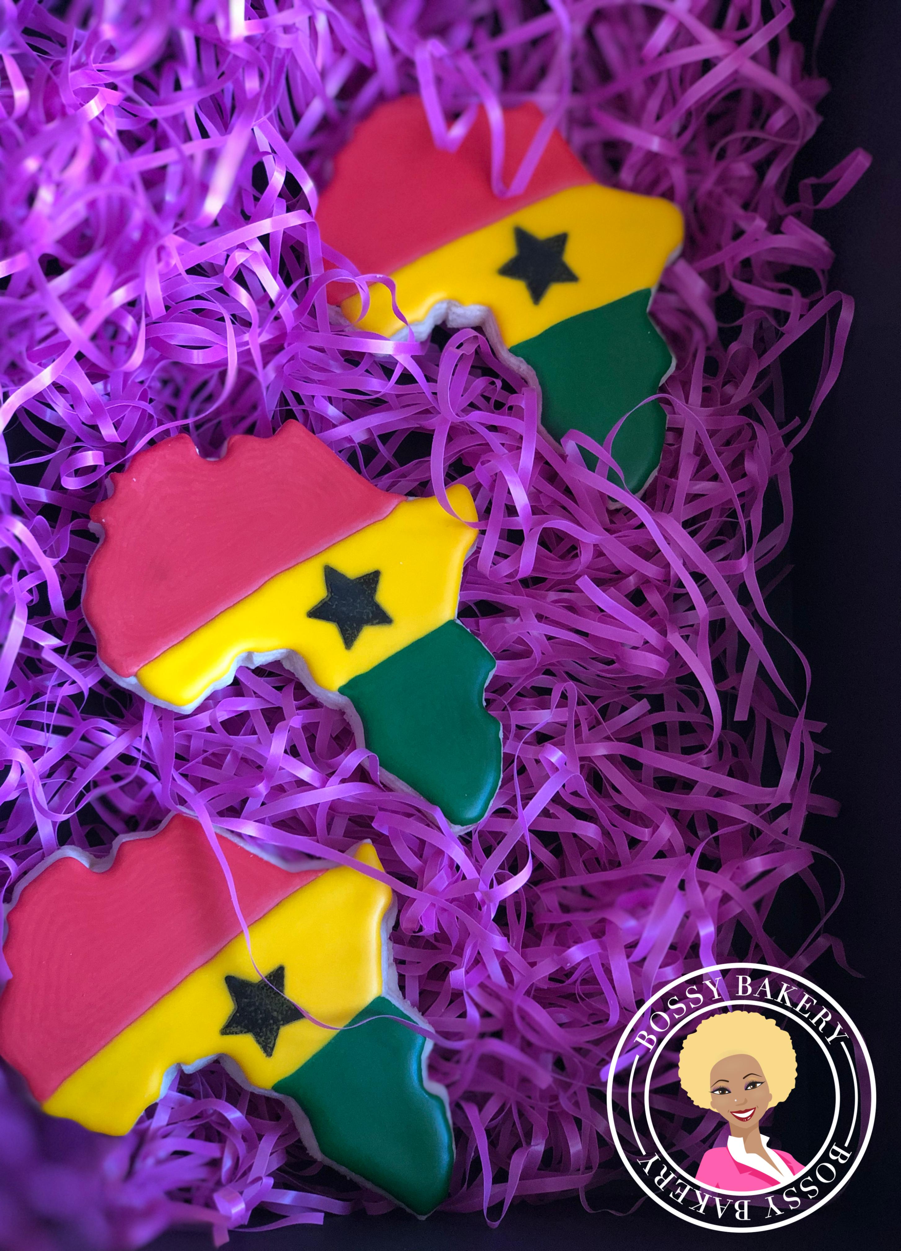 Ghana Flag of Africa