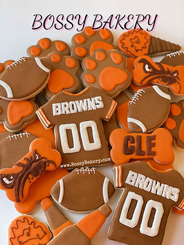 NFL CLE BROWNS