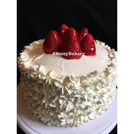 Strawberry Casatta