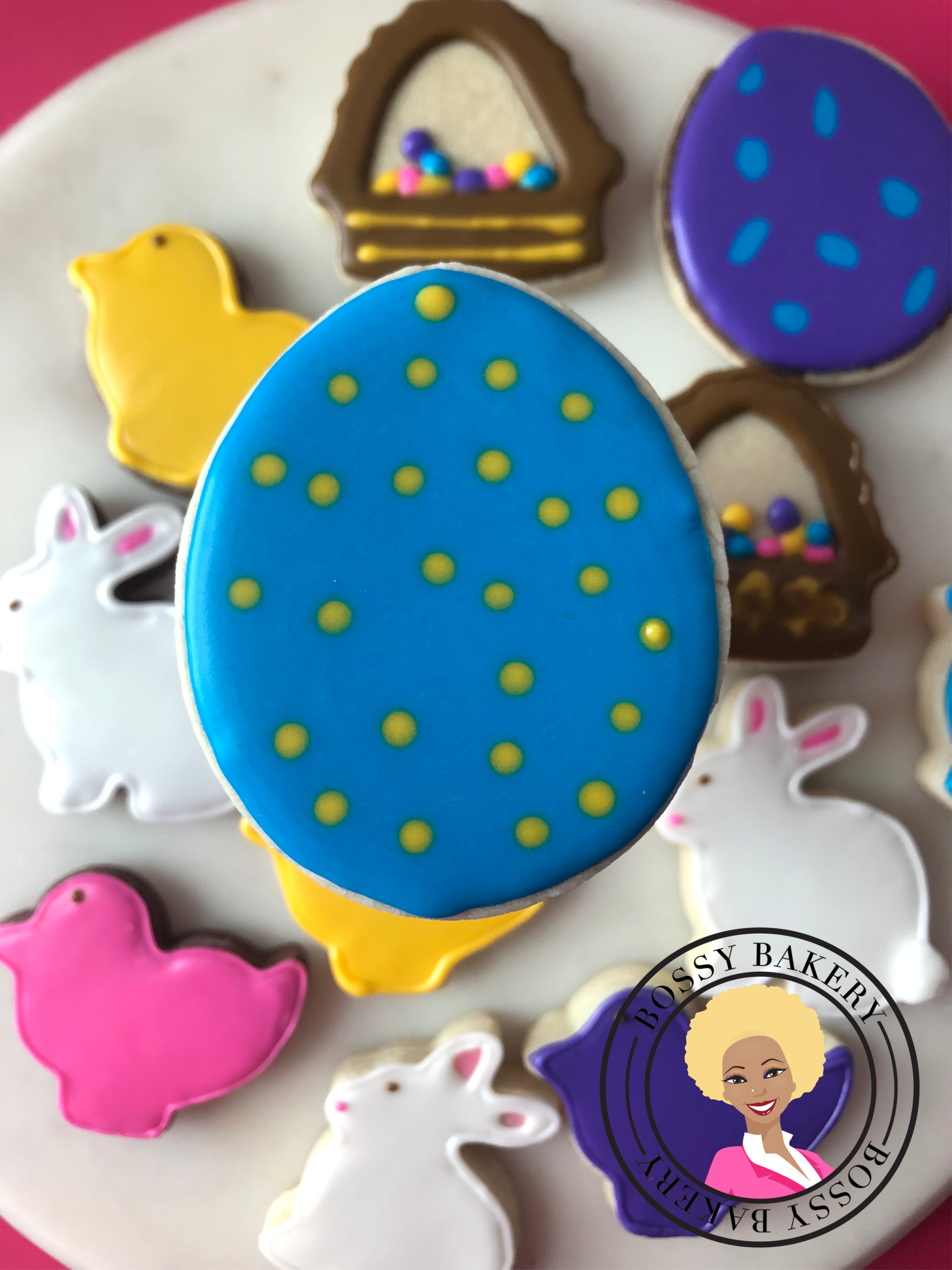 Easter Egg Cookie  2019