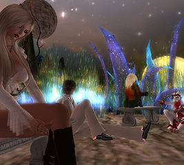 star journey in second life