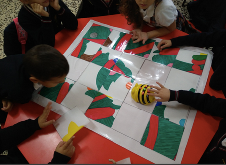 Descubre la Navidad con los BeeBots