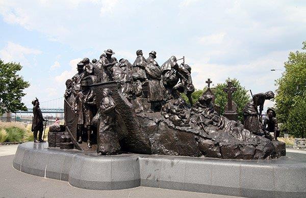 AOH - irish memorial