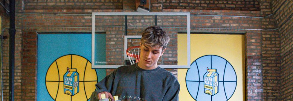 Cole Bennett x Lyrical Lemonade x Street Level