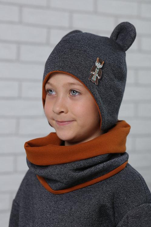 """Шлем """"Мишка"""" Р 1836"""