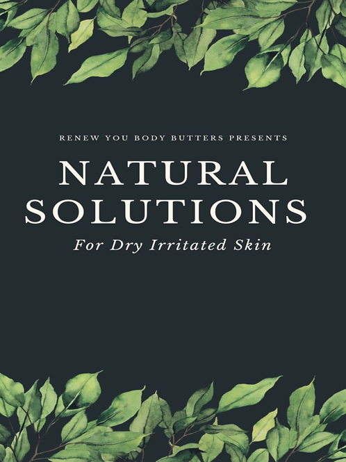 Natural Solutions For Dry Irritated Skin eBook
