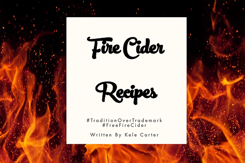 Fire Cider E-Book Download