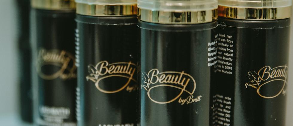 beauty by britt