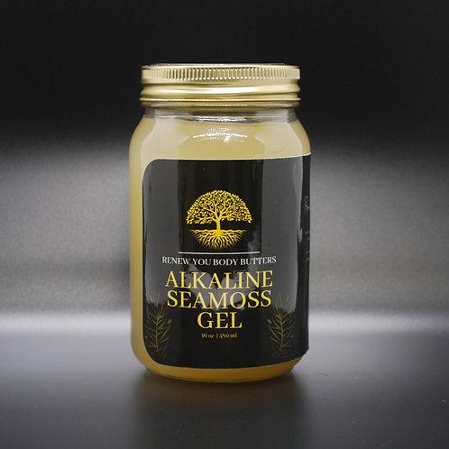 Alkaline Seamoss Gel